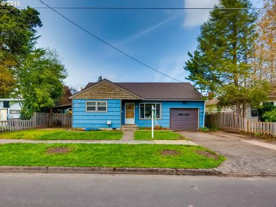 McMinnville Single Family Home For Sale: 1135 NE 13th St