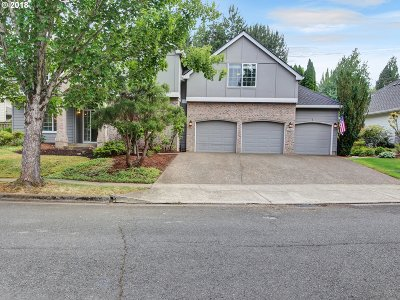 Beaverton Single Family Home For Sale: 15805 SW Bobwhite Cir