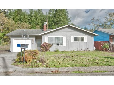 Coos Bay Single Family Home For Sale: 2090 Juniper Ave