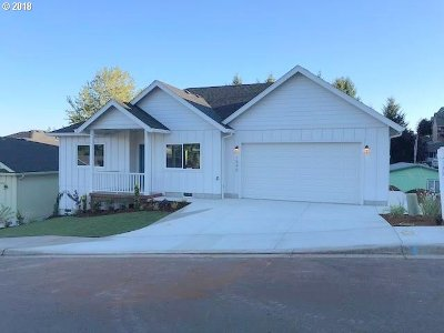 Cottage Grove, Creswell Single Family Home For Sale: 1540 Rd Hill Dr