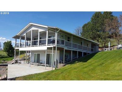 Baker County Single Family Home For Sale: 37289 Hewitt Dr