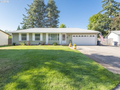 Single Family Home For Sale: 19738 SW Murphy St