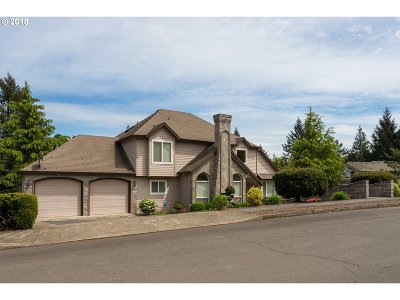 Gresham Single Family Home For Sale: 2300 SE Mignonette Ct