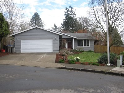 Beaverton Single Family Home For Sale: 16975 NW Marcola Ct