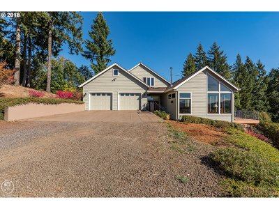Forest Grove Single Family Home For Sale: 50300 NW Strohmayer Rd