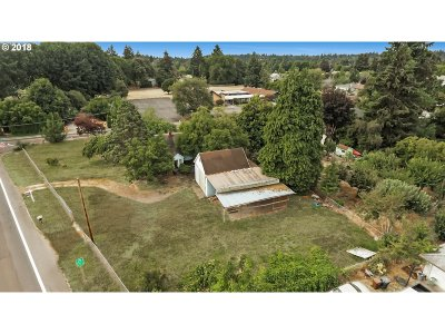 Milwaukie Residential Lots & Land For Sale: 14717 SE Johnson Rd