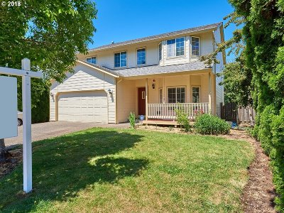 Tigard Single Family Home For Sale: 13971 SW Liden Dr