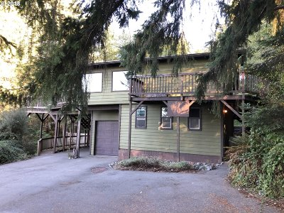 Brookings Single Family Home For Sale: 19208 Carpenterville Rd