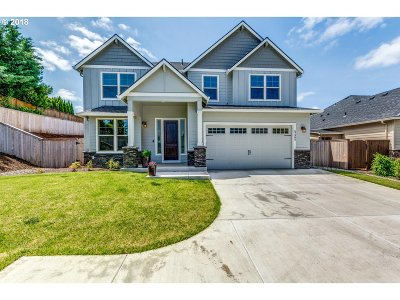 Ridgefield Single Family Home For Sale: 17304 NE 31st Ave