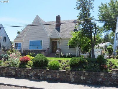 Pendleton Single Family Home For Sale: 1010 SW Goodwin Ave