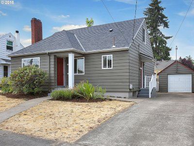 Portland Single Family Home For Sale: 7235 N Campbell Ave