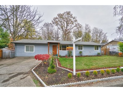 Aloha Single Family Home For Sale: 5730 SW 196th Ave