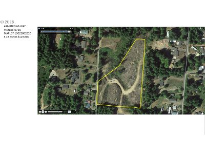 Florence Residential Lots & Land For Sale: Armstrong