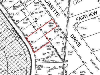 West Linn Residential Lots & Land For Sale: 19600 View Dr