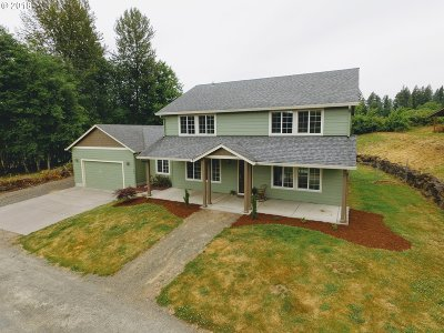 Woodland Single Family Home For Sale: 172 Patriot Rd