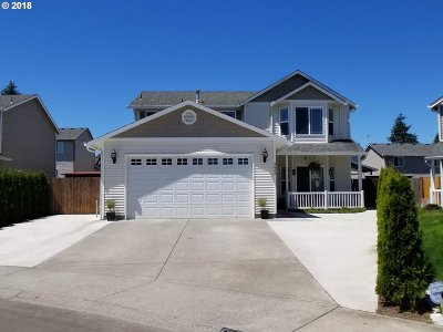 Vancouver WA Single Family Home Pending: $379,900