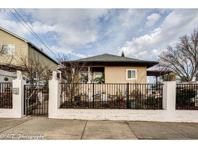 Single Family Home For Sale: 7819 SE Duke St