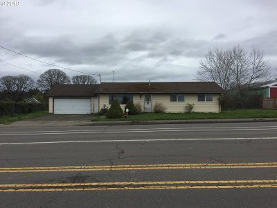 Molalla Single Family Home For Sale: 31514 S Highway 213