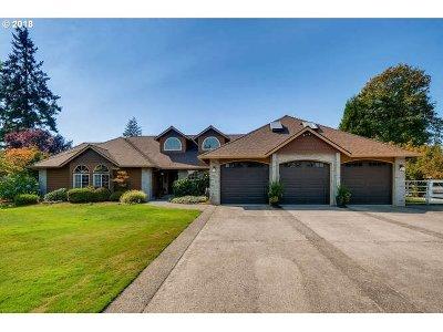 Ridgefield Single Family Home For Sale: 22600 NE 42nd Ave