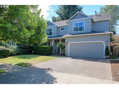 Sherwood Single Family Home For Sale: 17560 SW Woodhaven Dr