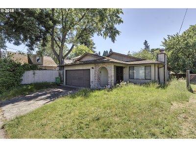Single Family Home For Sale: 4830 N Harvard St