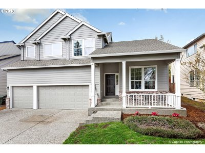 Beaverton Single Family Home For Sale: 16305 SW Loon Dr
