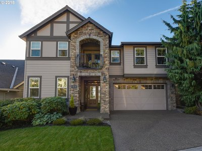 Happy Valley Single Family Home For Sale: 11691 SE Aerie Crescent Rd