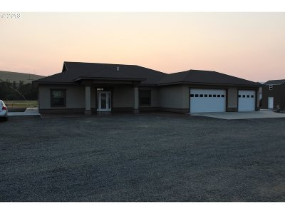 Umatilla County Single Family Home For Sale: 71480 Gateway Ln