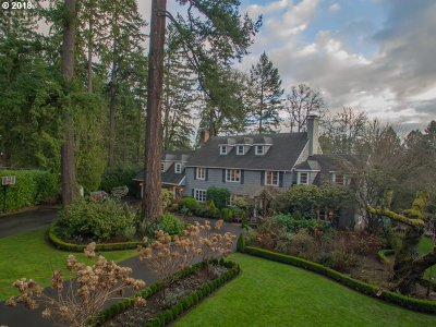, Portland, West Linn, Lake Oswego Single Family Home For Sale: 1546 SW Military Rd