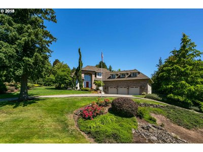 Happy Valley Single Family Home For Sale: 11495 SE William Otty Rd