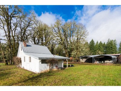 Sweet Home Single Family Home Sold: 27043 Rowell Hill Rd