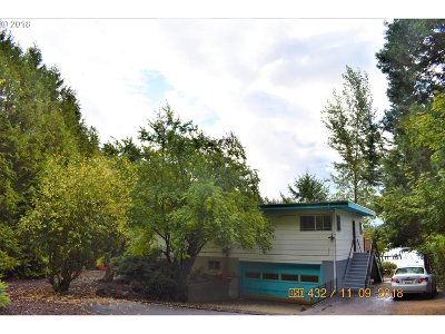 Cowlitz County Single Family Home For Sale: 150 Silver Cove Rd