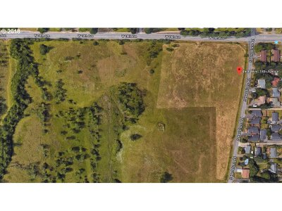 Lane County Residential Lots & Land For Sale: 4600 W 18th Ave