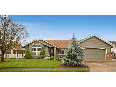 Canby Single Family Home For Sale: 599 SE 8th Ave
