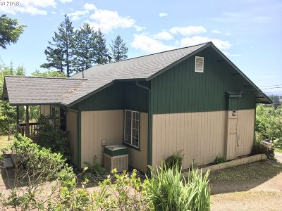 Brookings Single Family Home For Sale: 97958 Payne Rd