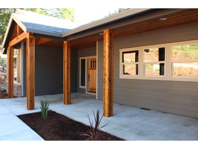 Canby Single Family Home Sold: 25125 S Zeller Dr