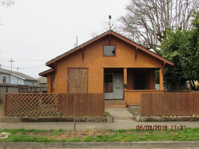 Salem Single Family Home For Sale: 1173 15th St