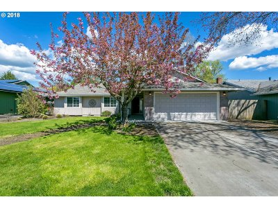 Portland Single Family Home For Sale: 21315 NW Rock Creek Blvd
