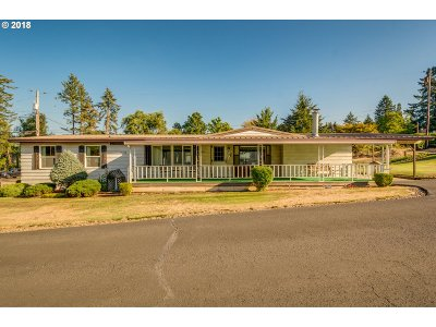 Milwaukie Single Family Home For Sale: 14012 SE Rupert Dr