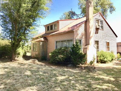 Woodburn Single Family Home For Sale: 6713 S Gibson Rd
