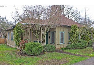 Eugene Single Family Home For Sale: 993 E 20th Ave