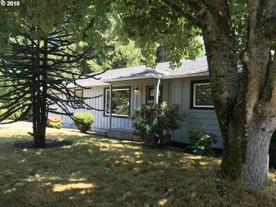 Keizer Single Family Home Sold: 5004 Robindale Dr N