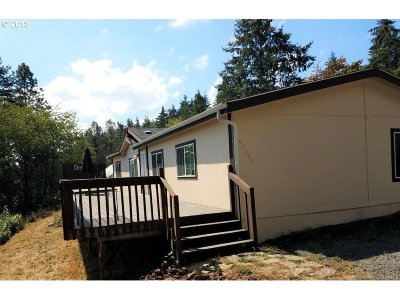 Rainier Single Family Home For Sale: 67338 Jones Rd