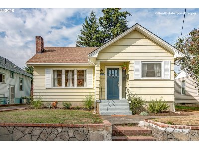 Single Family Home For Sale: 6423 NE 9th Ave