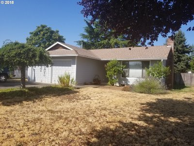 Canby Single Family Home Pending: 835 S Elm St
