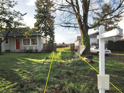 Portland Residential Lots & Land For Sale: 5819 NE 72nd Ave