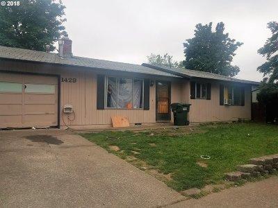 Gresham, Troutdale, Fairview Single Family Home For Sale: 1429 NE La Mesa Ave