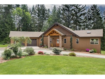 Oregon City Single Family Home For Sale: 13262 S Spangler Rd