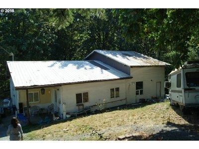 Rainier Single Family Home For Sale: 603 3rd St
