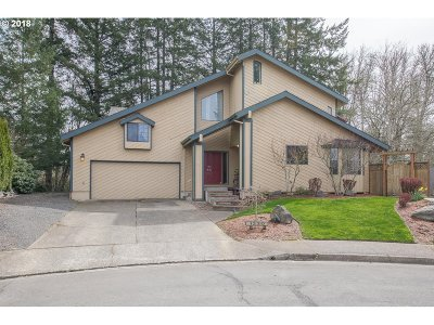 Newberg, Dundee, Mcminnville, Lafayette Single Family Home For Sale: 1230 SW Hilary Ct